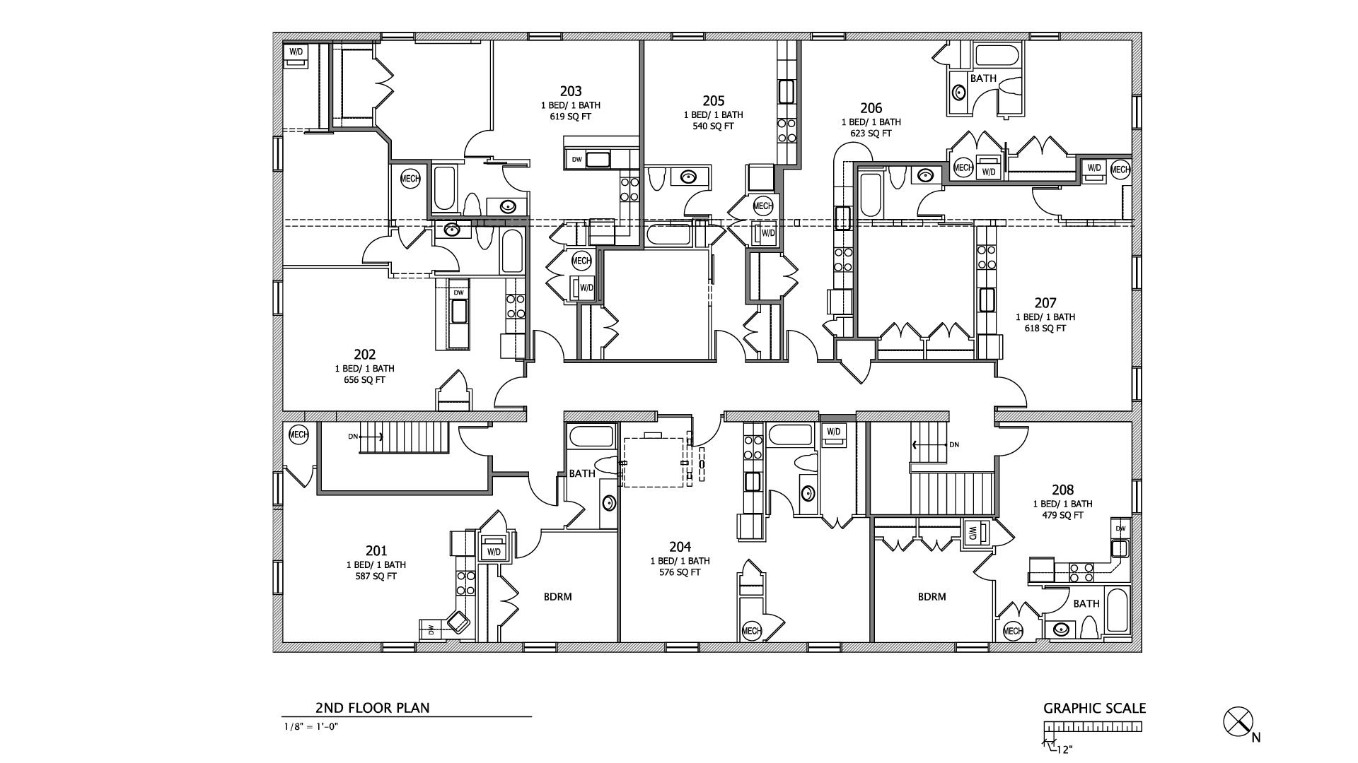 2nd floor master floor plan